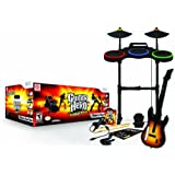 Guitar Hero: World Tour - Complete Band Game (Wii)