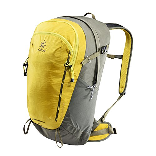 Extreme Mountaineer Bottle - KAILAS Light Weight Wind Tunnel Hiking Backpack 30L (Yellow)