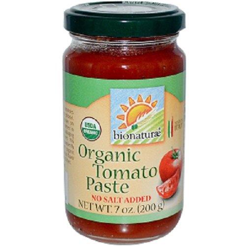 Bionaturae Organic Tomato Paste -6 Pack - 7oz.