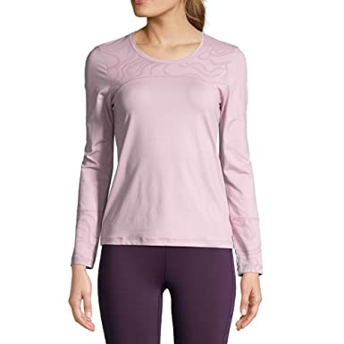 Casall Swirl Womens Long Sleeve Top - AW18 at Amazon ...