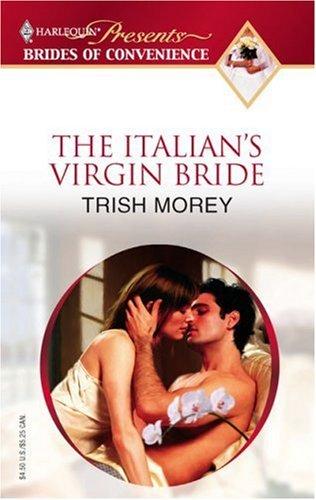 book cover of The Italian\'s Virgin Bride
