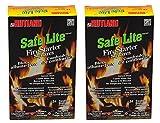 Rutland Products Safe Lite Fire Starter Squares, 24