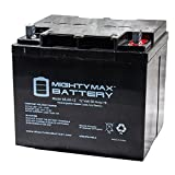 ML50-12 -12V 50AH SLA Replaces Rumba SF P4F - Mighty Max Battery brand product