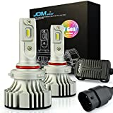 92 honda accord jdm headlights - JDM ASTAR Newest Version 7th Generation 8000 Lumens Extremely Bright 9005 LED Headlight Bulbs Conversion Kit, Xenon White