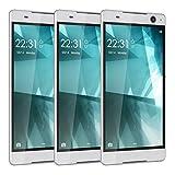 """6.0"""" Cell Phones Unlocked Android 5.1 Quad Core Dual Sim GSM Quadband JUNING Smartphones White"""