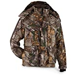Guide Gear Men's Guide Dry Hunt Parka, Waterproof, Insulated, Realtree Xtra, L