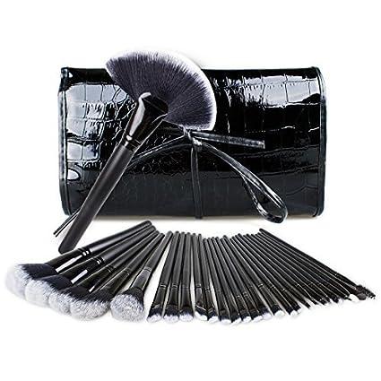 976f55cc3 Set de brochas para maquillaje, Gloriz Conjunto de 32 brochas profesionales,  Makeup Brushes,