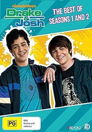 Amazon Com Drake Josh The Best Of Seasons 1 2 By Drake Bell Movies Tv