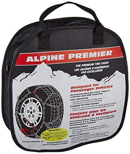 Laclede Chain 7021-535-07 Alpine Premier Passenger Car Tire Chains