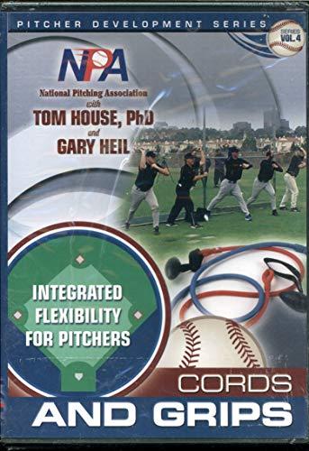 Pitcher Development Volume 4, Cords and Grips Dvd! Baseball