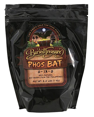 Jamaican Bat Guano - Buried Treasure Phos Bat Guano 2.2LB / 721100