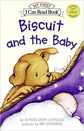 Amazon Com Biscuit And The Baby My First I Can Read