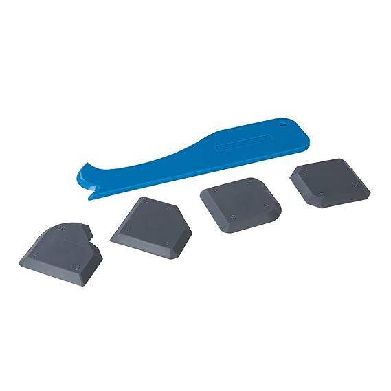 Silverline 343837 Fugenwerkzeug, 5-tlg. Satz blue
