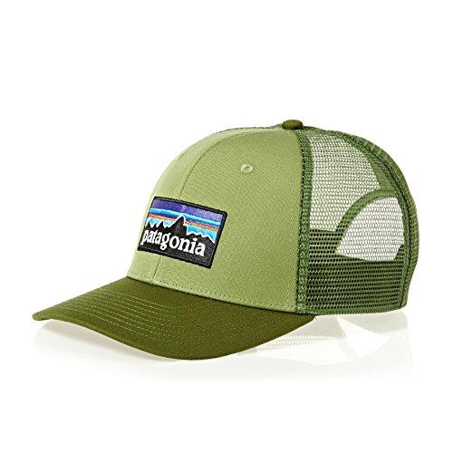 Pesca Logo Trucker P Talla Crag de Hombre green Única Patagonia crag Gorra 6 Green UwtYqqET