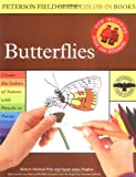 Butterflies (Peterson Field Guide Color-In Books)