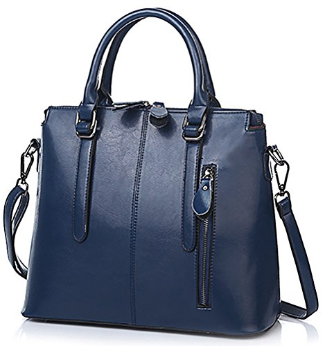 Oruil - Womens Tote Bag, Red (red) - St21 Blue