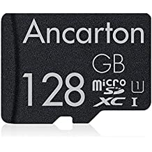 Memory Card 128GB Class 10 - with sd Card Adapter (Standard Packaging)