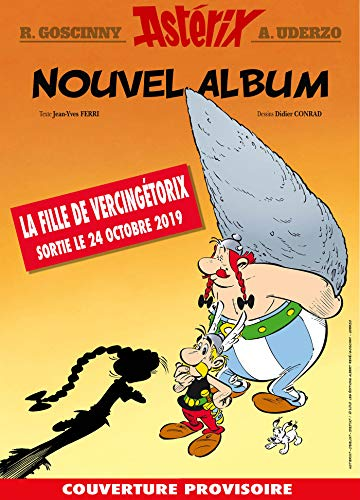Asterix et la fille de vercingetorix