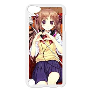 iPod 5 Case Whtie singer Popular Anime image WUP6755372