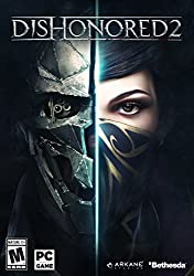 Image of the product Dishonored 2   PC video that is listed on the catalogue brand of Bethesda. It is scored with a 4.4 over 5.