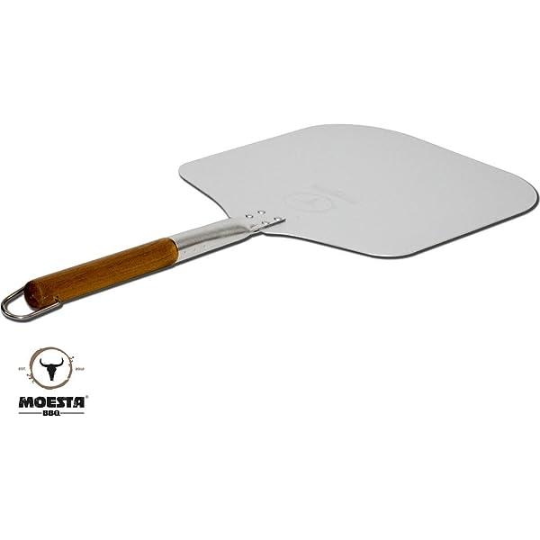 MOESTA-BBQ 10039 - Pala para Pizza 1 - Práctica Pala para Pizza de ...