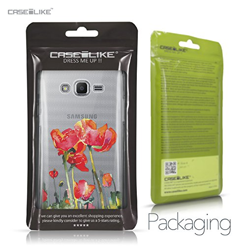 CASEiLIKE Funda Samsung Note 8 , Carcasa Samsung Galaxy Note 8, Graffiti 2703, TPU Gel silicone protectora cover Acuarela floral 2230