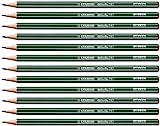 Graphite Pencil - STABILO Othello HB box of 12