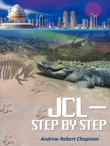 JCL-Step by Step (Paperback)-cover