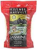 Village Harvest Organic Thai Jasmine, 16-Ounce (Pack of 6)