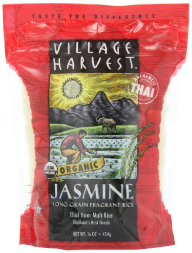 village harvest jasmine rice - 1