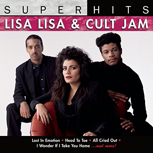 Super Hits: Lisa Lisa & Cult Jam