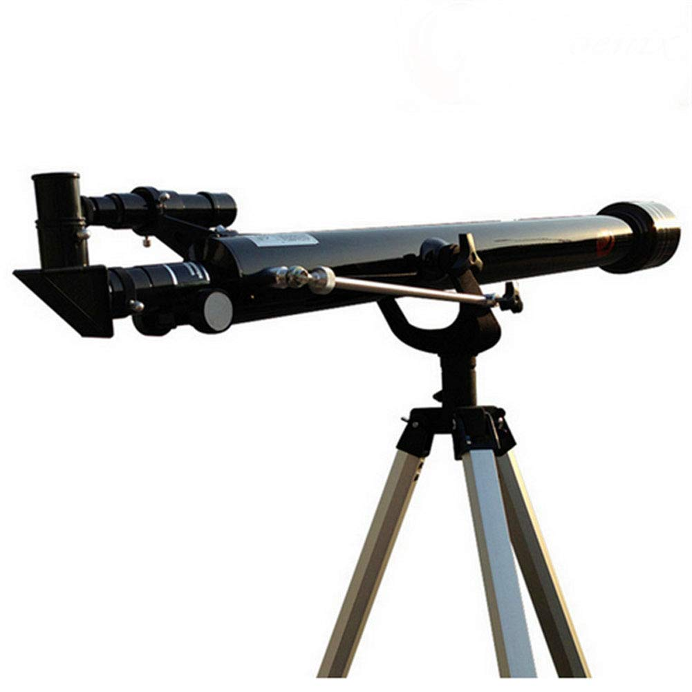 ANZQHUWAI Quality 675 Times Zooming Outdoor Monocular Space Astronomical Telescope with Portable Tripod Spotting Scope 900/60m by ANZQHUWAI