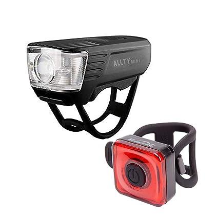 Amazon.com: Magicshine Juego de luces de bicicleta urbana ...