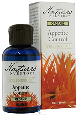 Nature's Inventory - Wellness Oil Organic Appetite Control - 2 oz.