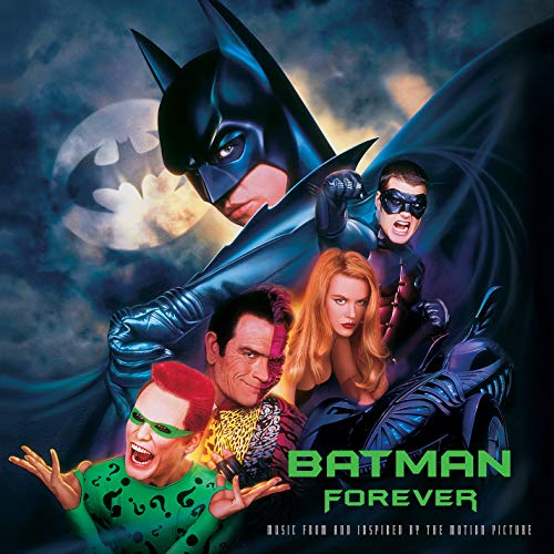 Batman Forever - Music From The Motion Picture (2LP)