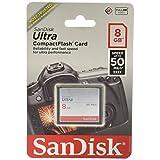 SANDISK SDKSDCFHS008G, Ultra CompactFlash Memory Card (8GB)