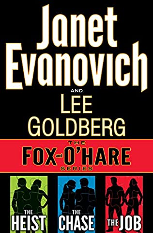 book cover of The Fox and O\'Hare Series 3-Book Bundle