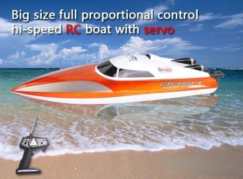 Banox Extreme Fast Big RC Racing Boat 18