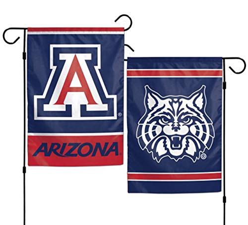 CELYCASY University of Arizona Wildcats 2 Sided House Flag