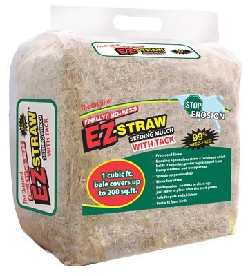 11LB Seeding Mulch (Cover Grass Seed With Straw Or Hay)