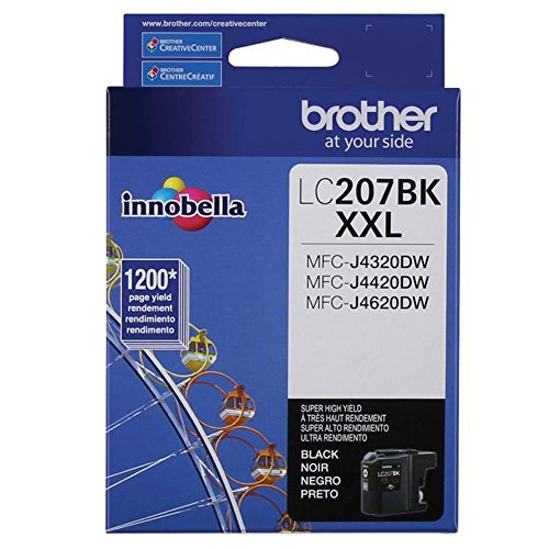 Brother MFC J4420DW Black Original Extra