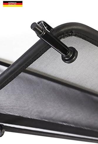 2004-2013 Deflettore aria per Mini R52//R57 Frangivento Paravento per decappottabili