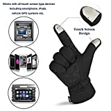 Winter Glovers Natple Touch Screen Gloves Driving Cycling Running Gloves Outdoor Thermal Warm Gloves for Men and Women