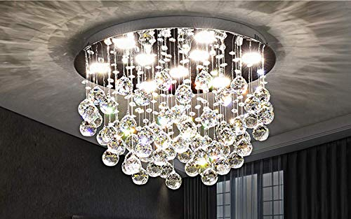Led Chandelier Light Fixtures in US - 1