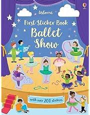 First Sticker Book: Ballet Show