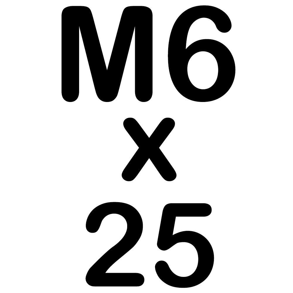 NEU M6x16 // M 6 x 16 V2A Edelstahl NIRO 100 Sechskantschrauben DIN 933