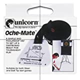 Unicorn Oche Mate - Cinta para medir la distancia entre el tablero de dardos y la línea de lanzamiento