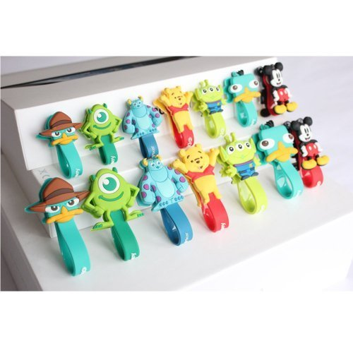 Pairs cable Winder Mickey Alien