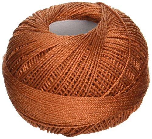 Thread Lizbeth Tatting - Lizbeth Cordonnet Cotton Size 10-Medium Harvest Orange