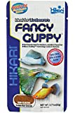 Hikari Fancy Powerful Color Enhancing Diet for Guppies Fish Food, 22g